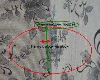Как клеить виниловые обои на бумажной основе Как выбрать